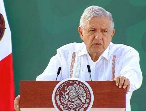 Andrés Manuel López Obrador en Sonora