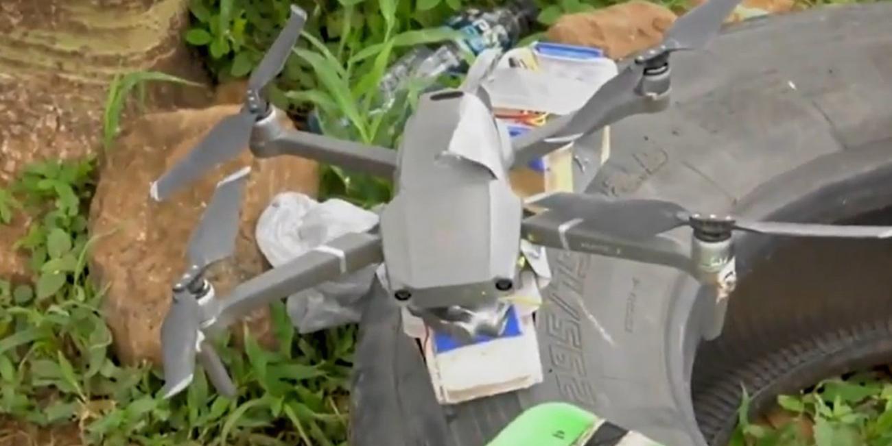 Drones explosivos